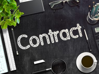 Contracts strategy, procurement strategy